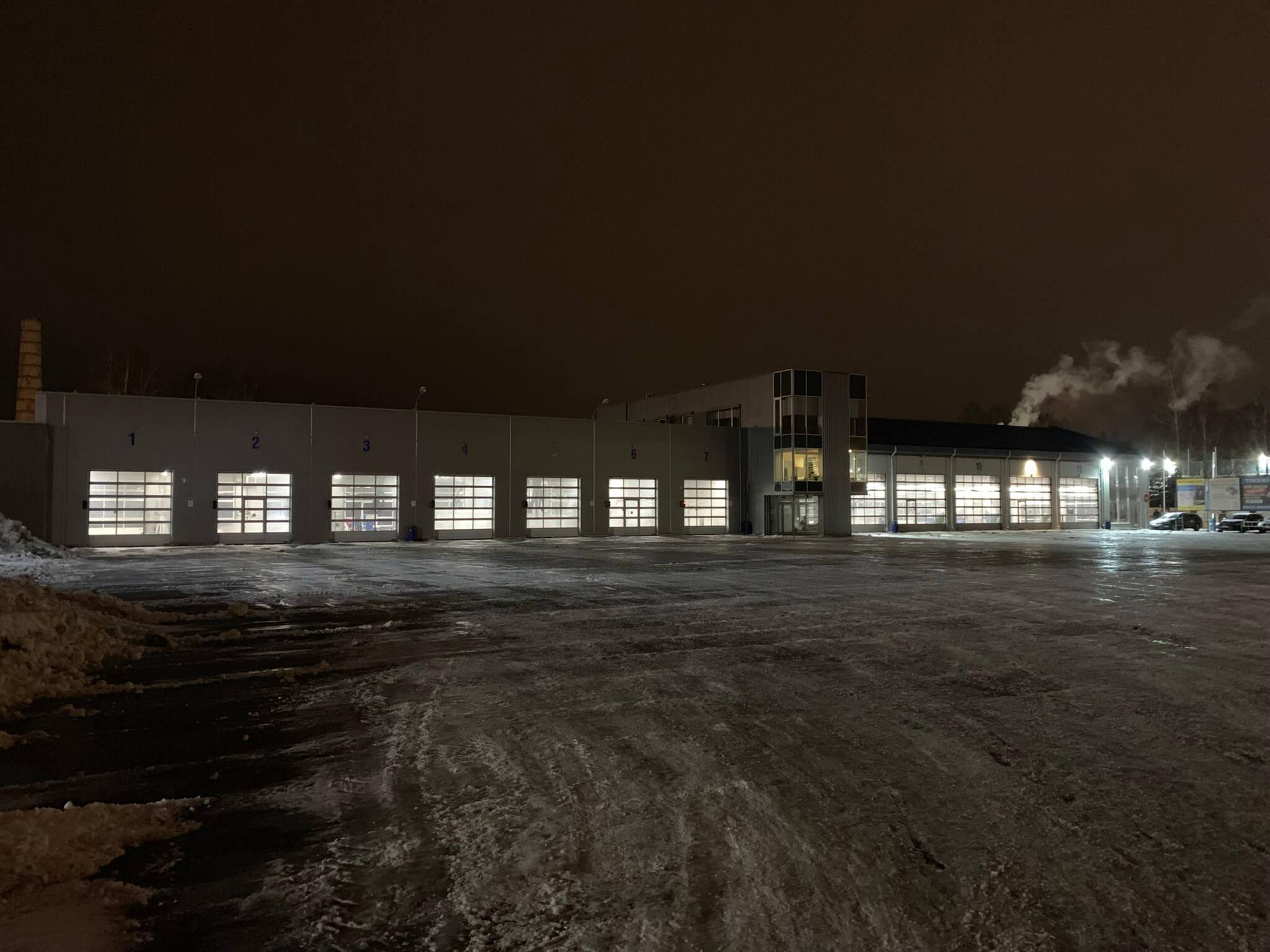 Auteko & Tüv automašīnu tehniskās apskates stacija