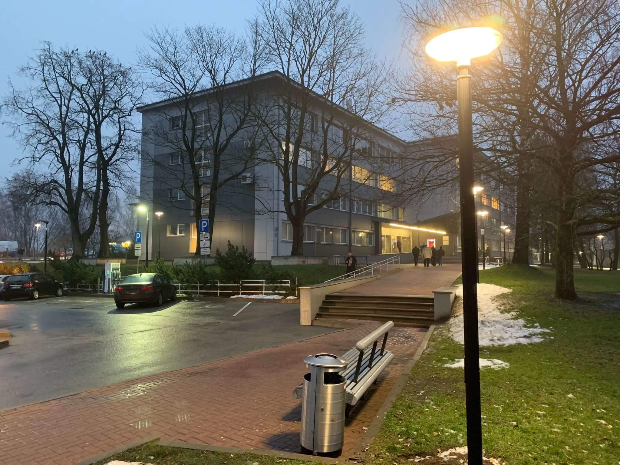 CSDD ēka un klientu apkalpošanas centrs