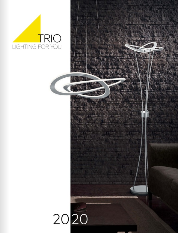 "TRIO ""Lighting for you"" 2020 leaflet"